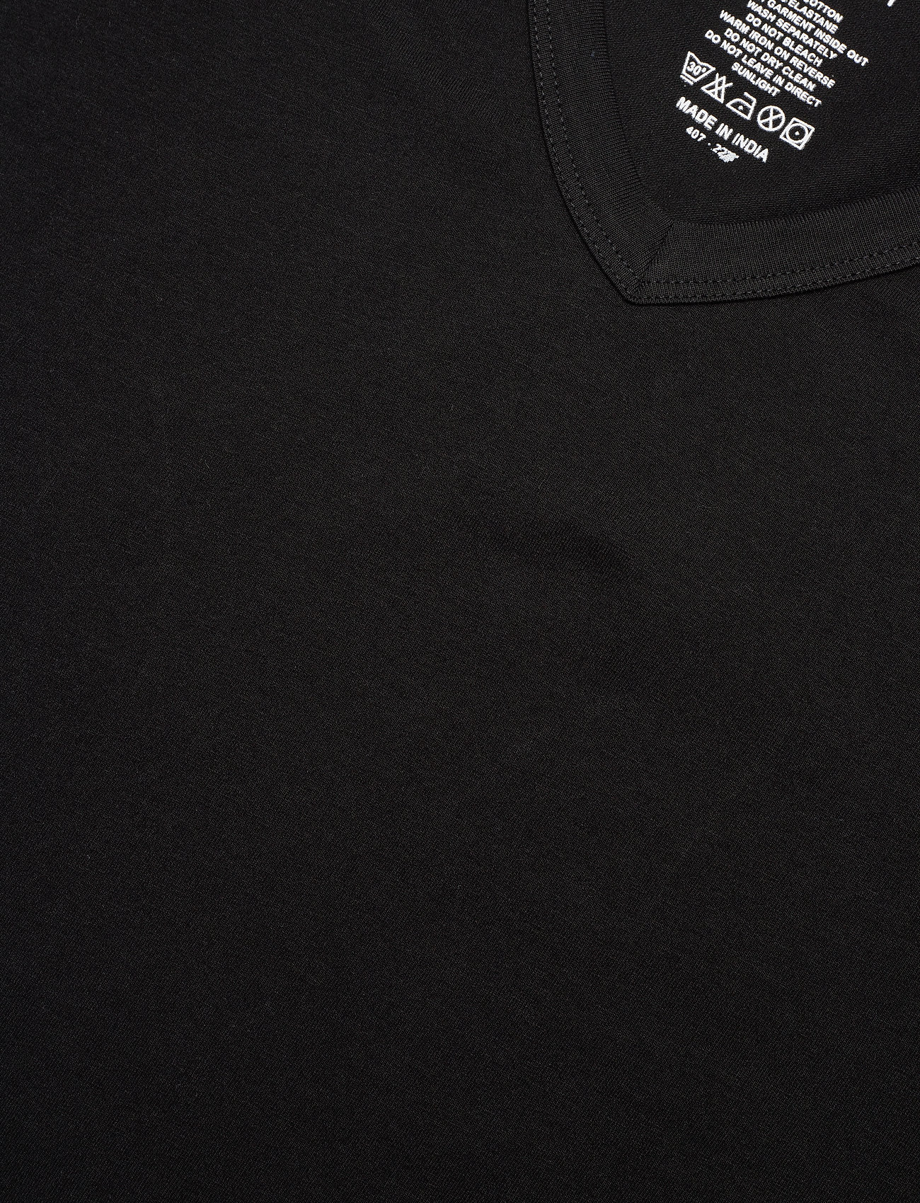 Lyle & Scott - PARKER - t-shirts basiques - black/grey marl/bright white - 1