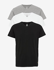 Lyle & Scott - PARKER - multipack - black/grey marl/bright white - 0