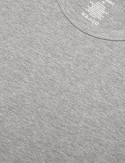 Lyle & Scott - MAXWELL - t-shirts basiques - bright white/grey marl/black - 3