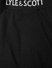 Lyle & Scott - BENJAMIN - pyjamas - black - 5