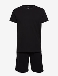 CHARLIE - pyjamas - black