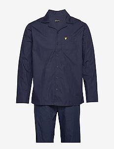GAVIN - pyjamas - peacoat
