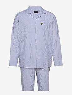 DREW - pyjamas - chambray blue