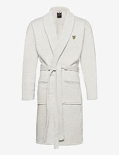 MATTHEWS - robes - white melange