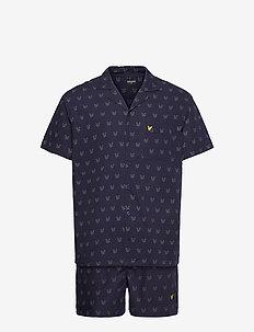 COLE - pyjamas - peacoat
