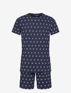 SEBASTIAN - pyjamas - peacoat