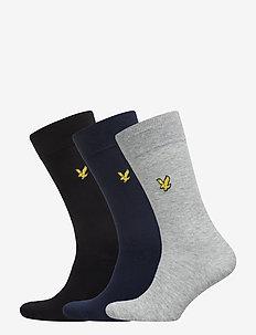 ANGUS - chaussettes régulières - multi