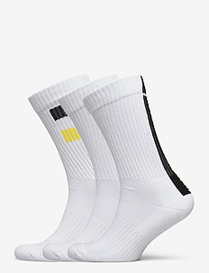 JOEL - regular socks - bright white