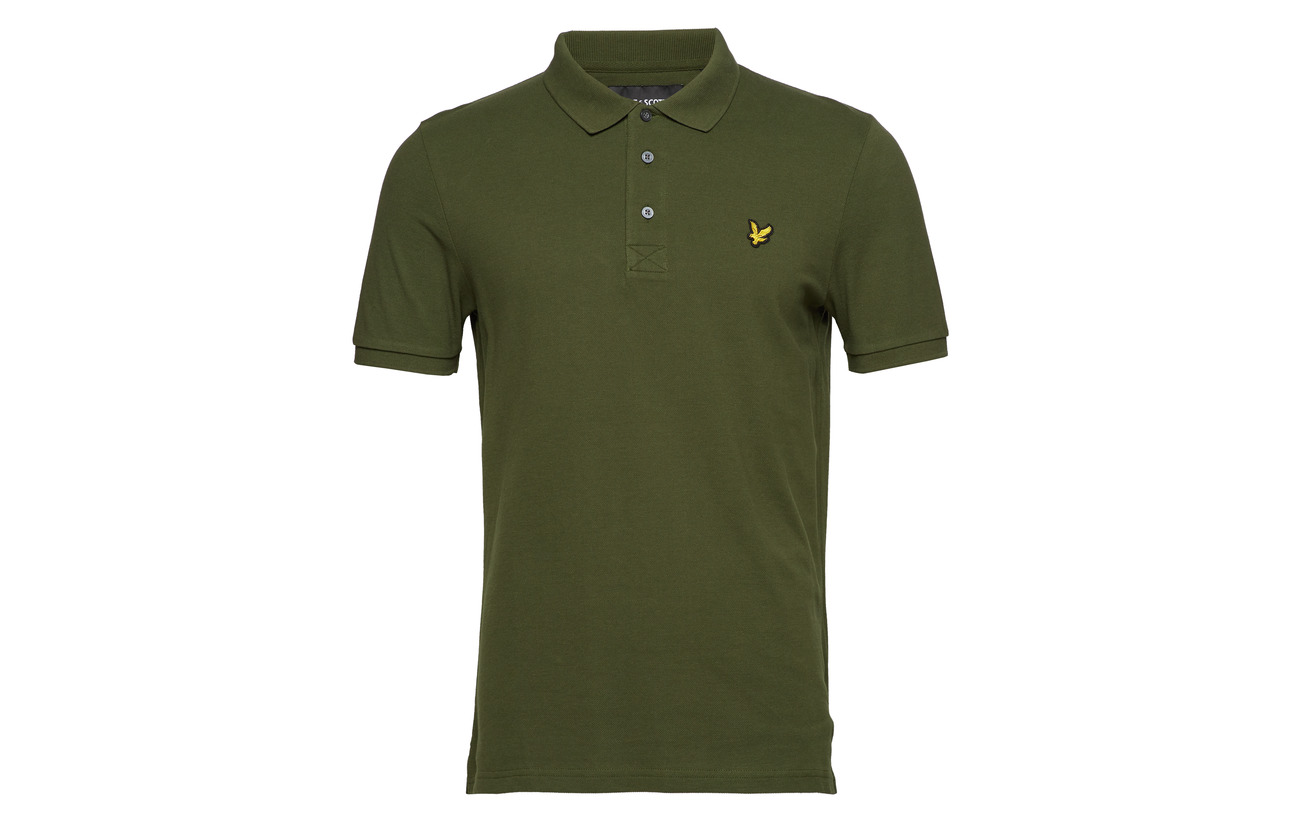 Polo Green Woodland Lyle Scott amp; Shirt Polos EUrEp6qwc