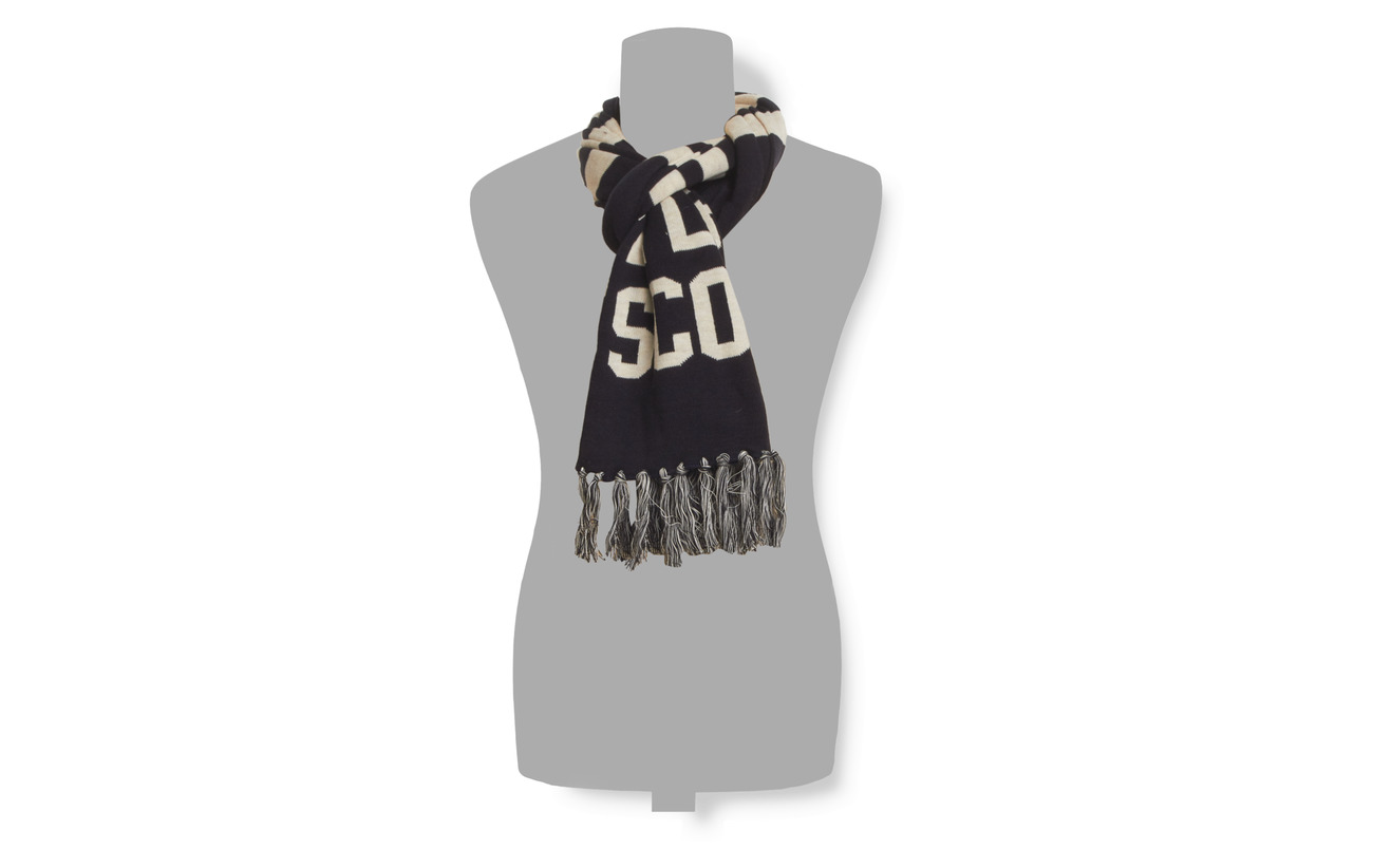 Knit Wording Knit NavyLyleamp; Wording Scarfdark Scott uTKF1c3lJ