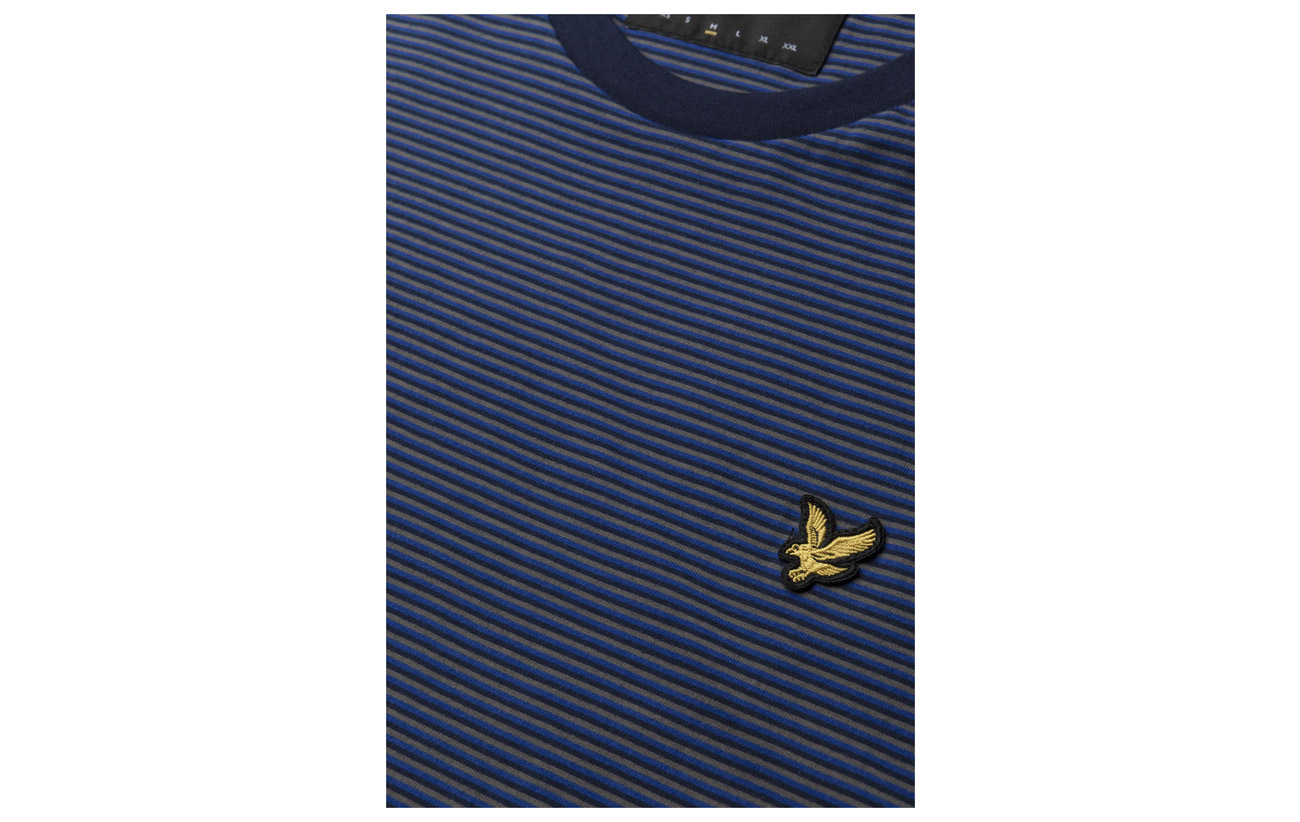 Blue Feeder Stripe Duke shirt Lyle T amp; Scott qRAxWEwf07