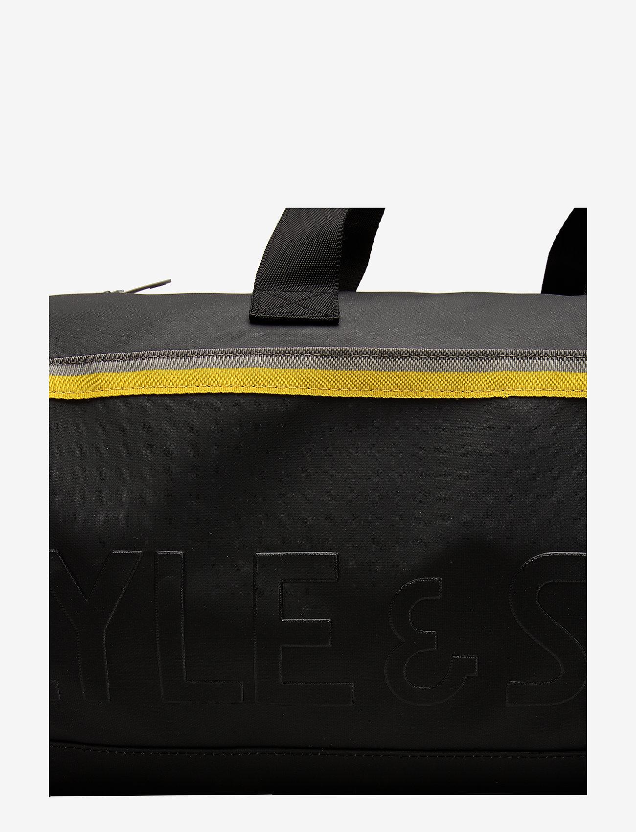 Lyle & Scott Overnight Bag - Torby weekendowe TRUE BLACK - Torby