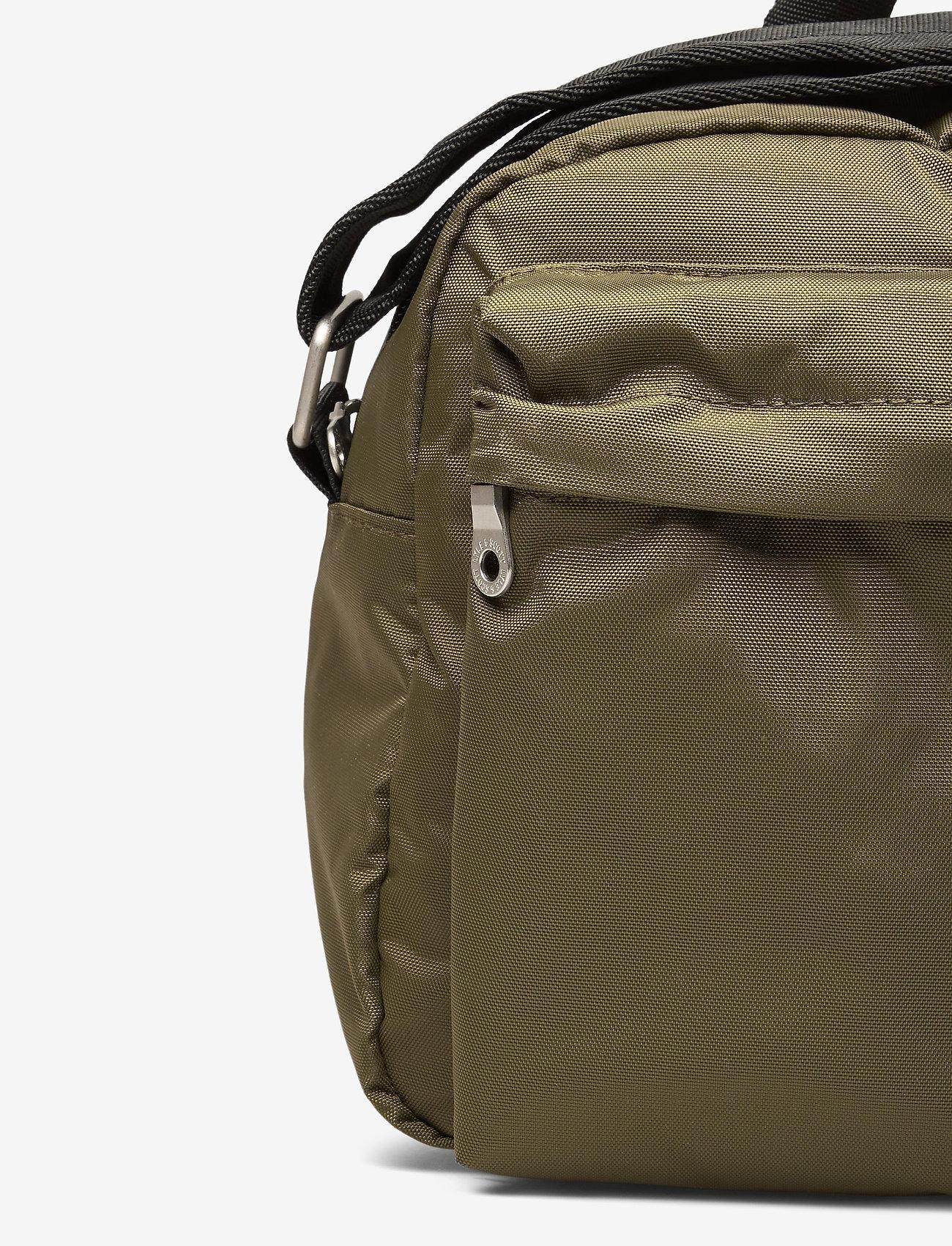 Lyle & Scott Nylon Camera Bag - Torby na ramię LICHEN GREEN - Torby
