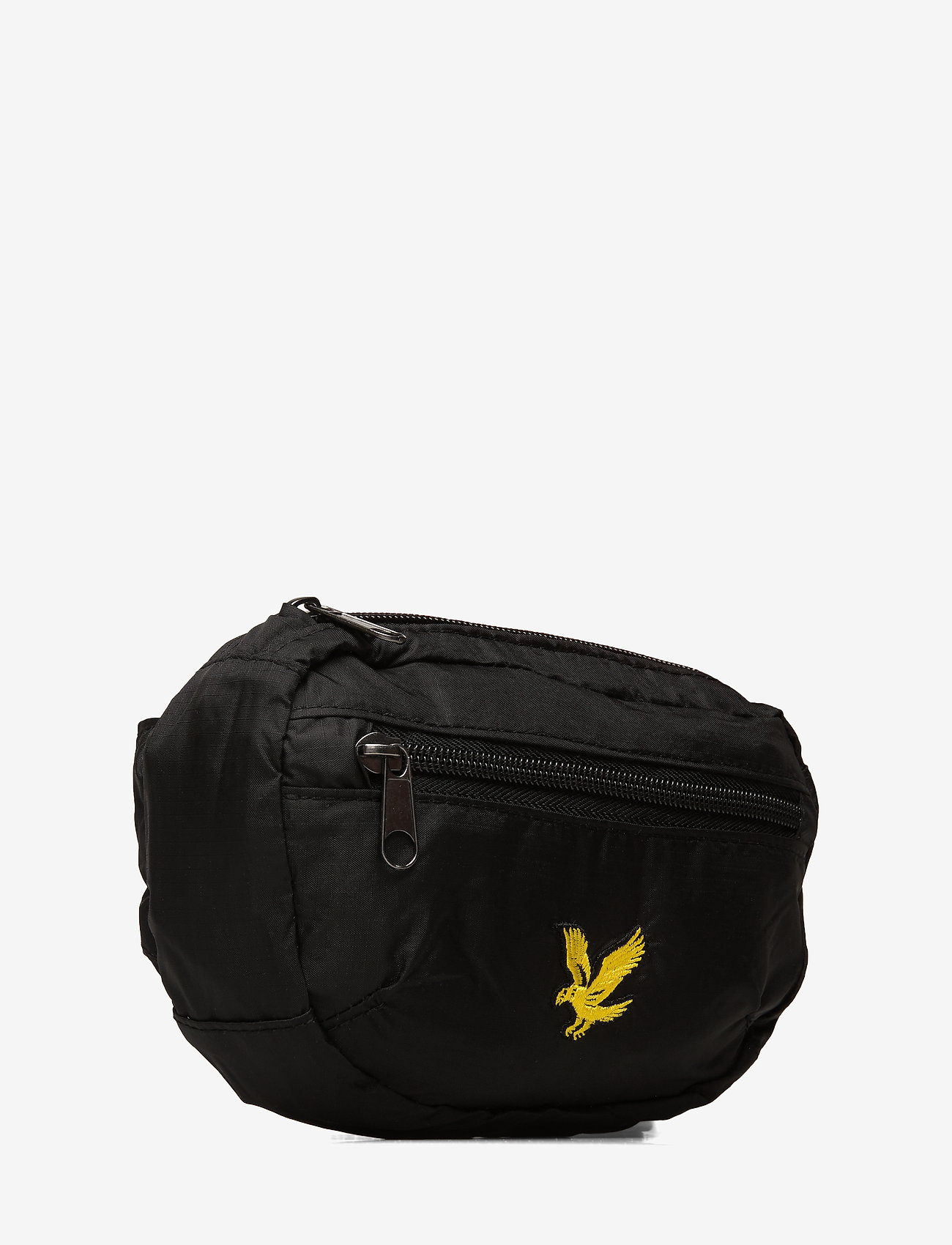 Lyle & Scott Ripstop Utility Bag - Nerki TRUE BLACK - Torby