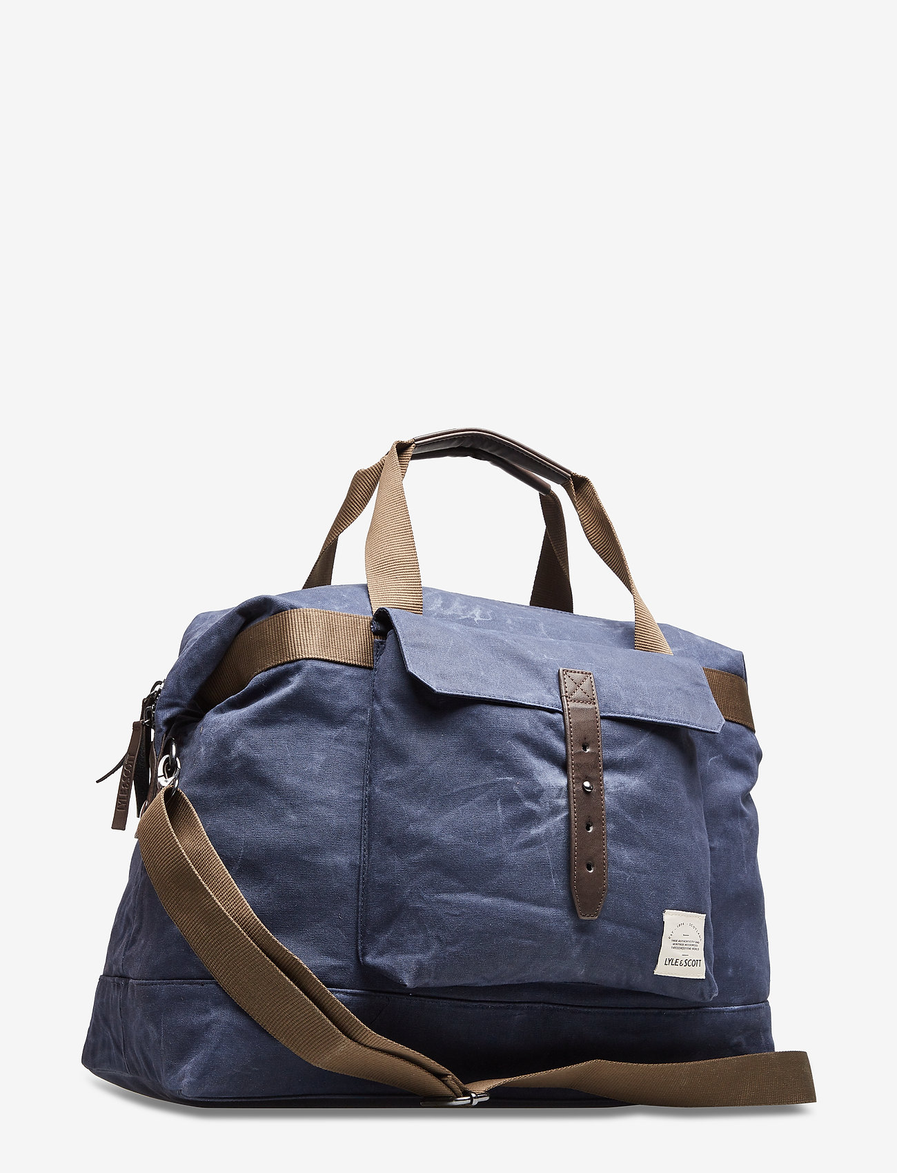 Lyle & Scott Weekender Bag - Torby weekendowe DARK NAVY - Torby