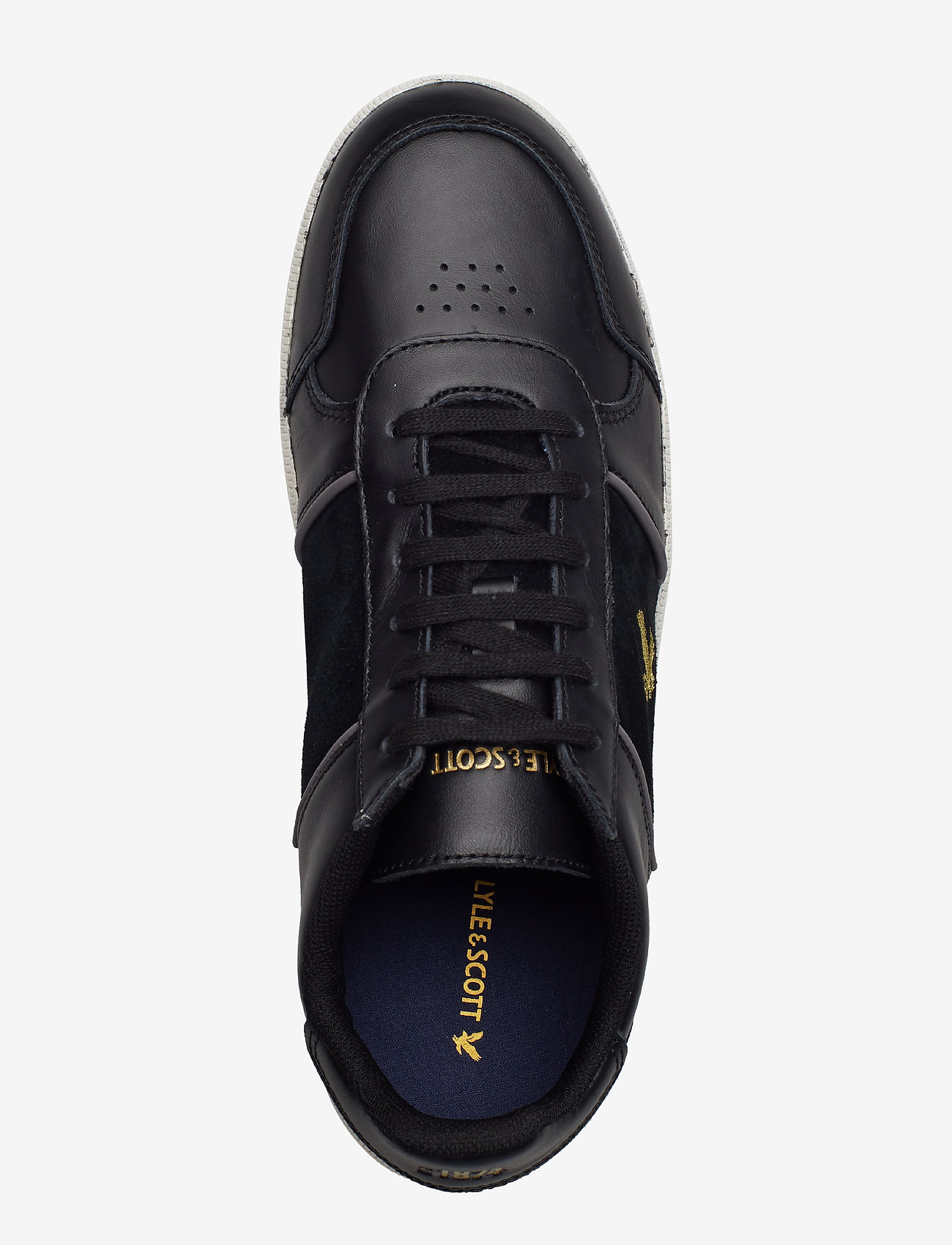 Mcavennie Ii (True Black) - Lyle & Scott