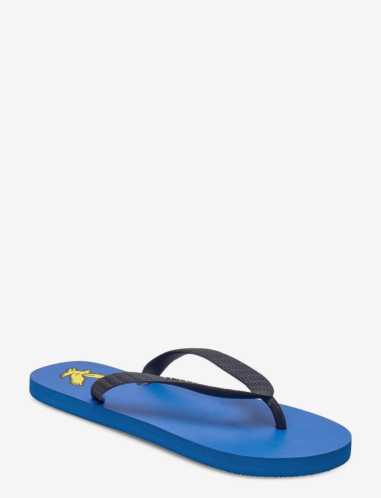 Lyle & Scott - Flip Flop - klapki - bright royal blue - 0