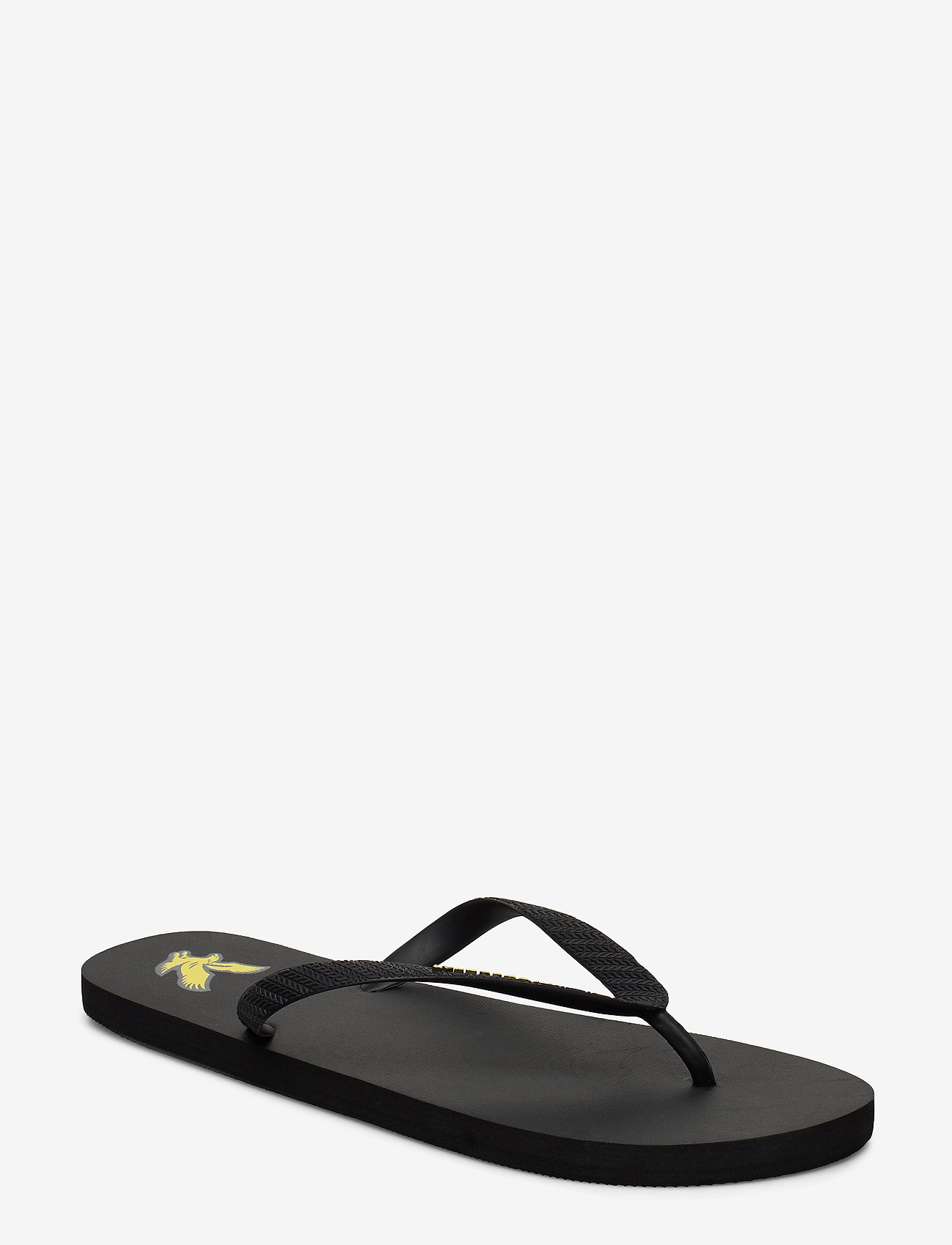 Lyle & Scott - Flip Flop - flip-flops - true black - 0