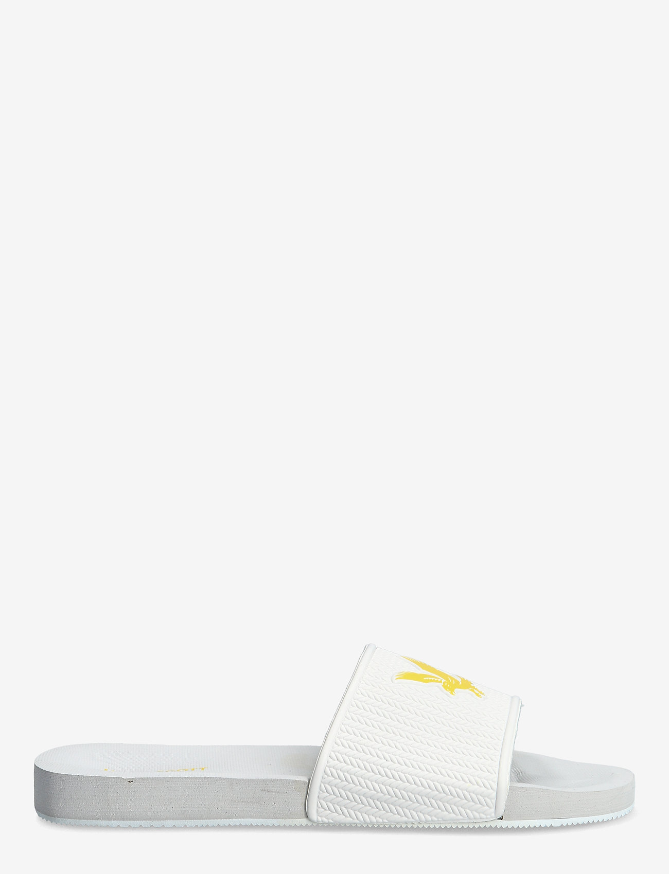 Lyle & Scott - Easy slide - pool sliders - white - 1