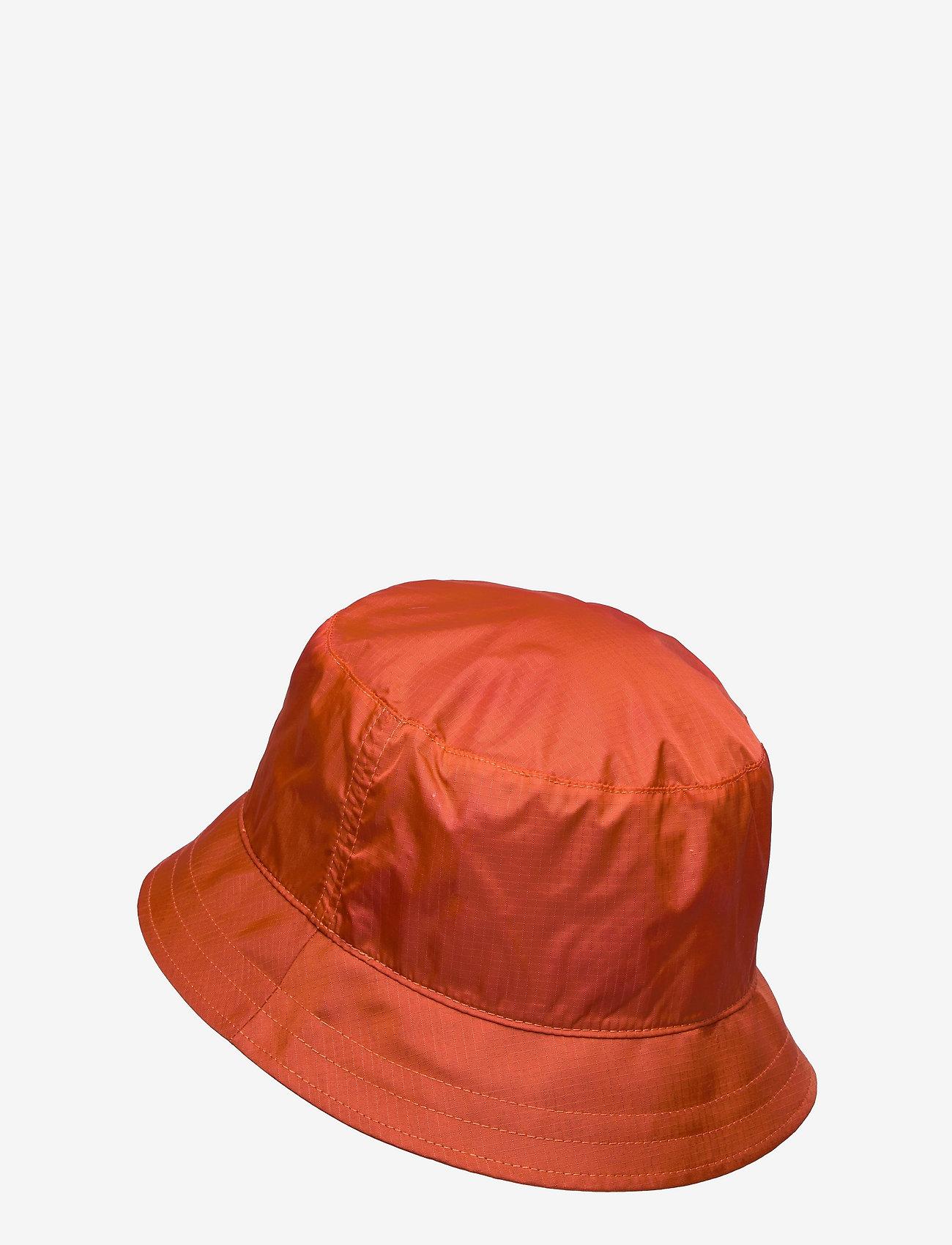 Lyle & Scott - Ripstop Bucket Hat - bucket hats - burnt orange - 1