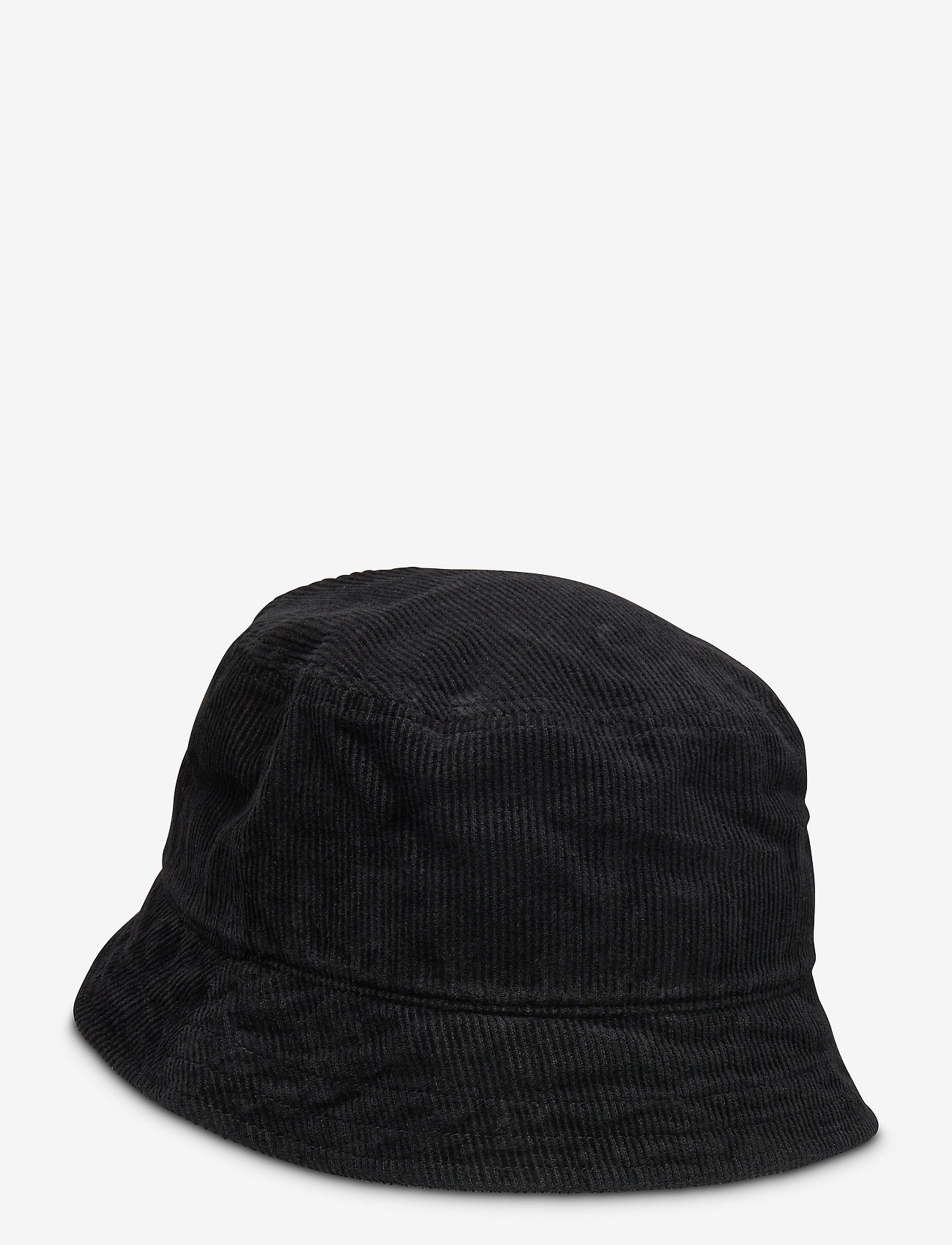 Lyle & Scott - Cord Bucket Hat - bucket hats - true black - 1