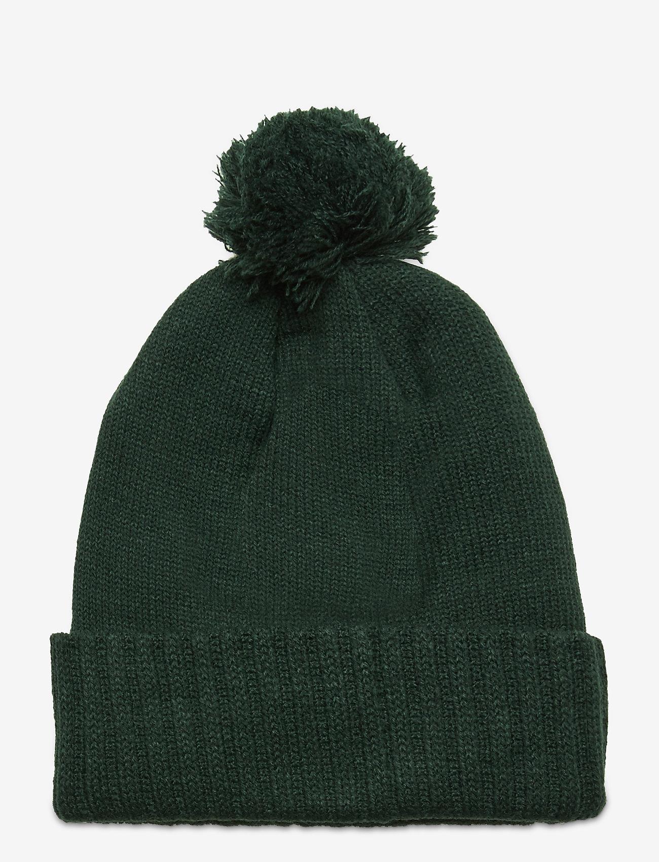 Lyle & Scott - Bobble Beanie - bonnet - jade green - 1