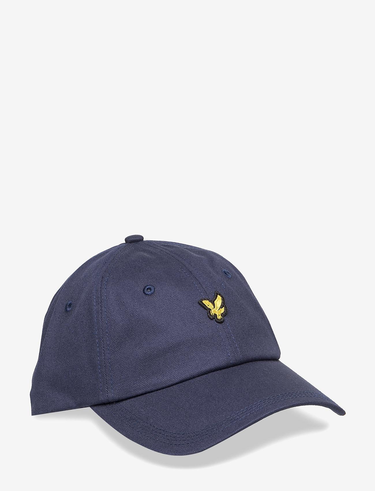 Lyle & Scott - Baseball Cap - czapki - dark navy - 0