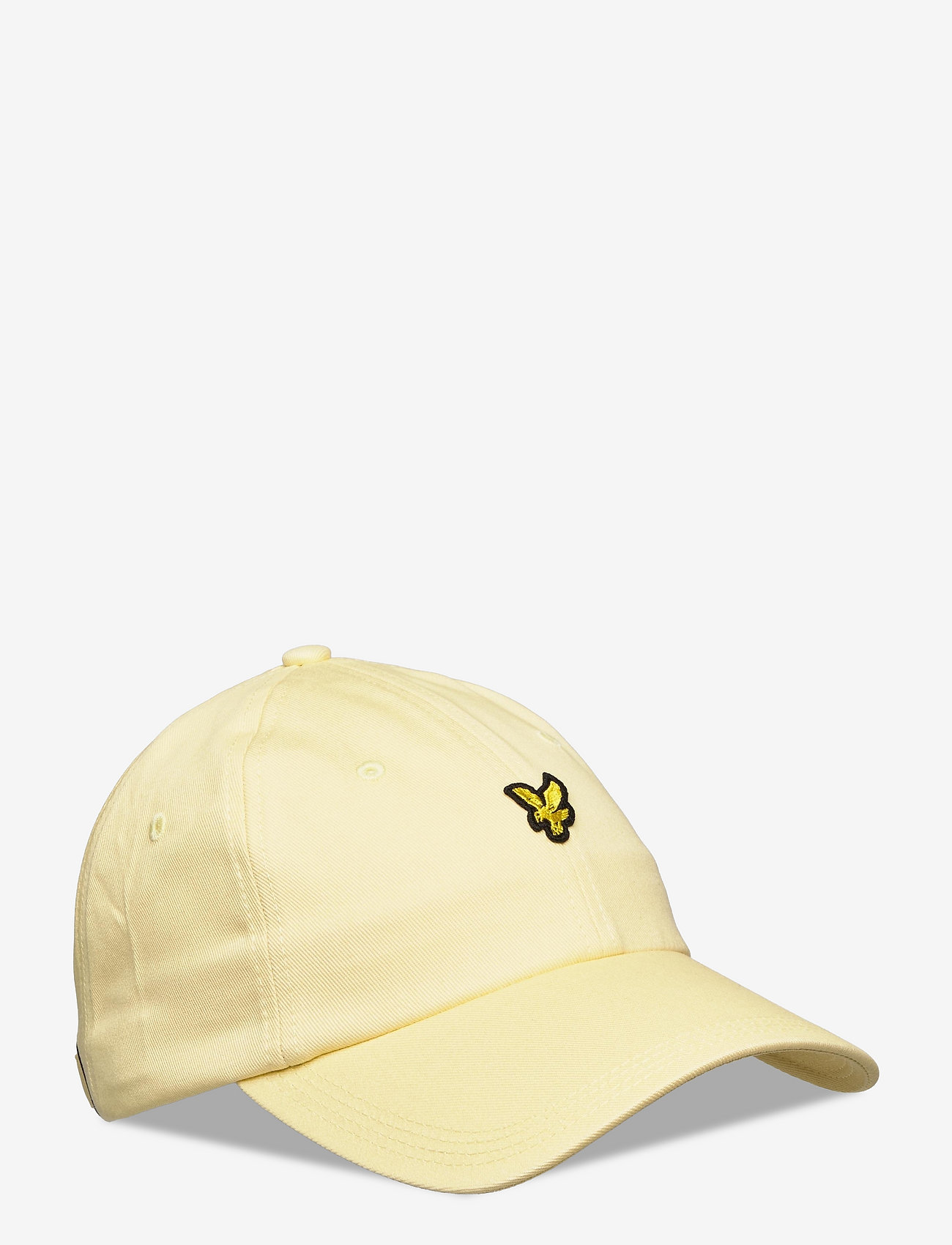 Lyle & Scott - Baseball Cap - czapki - lemon - 0
