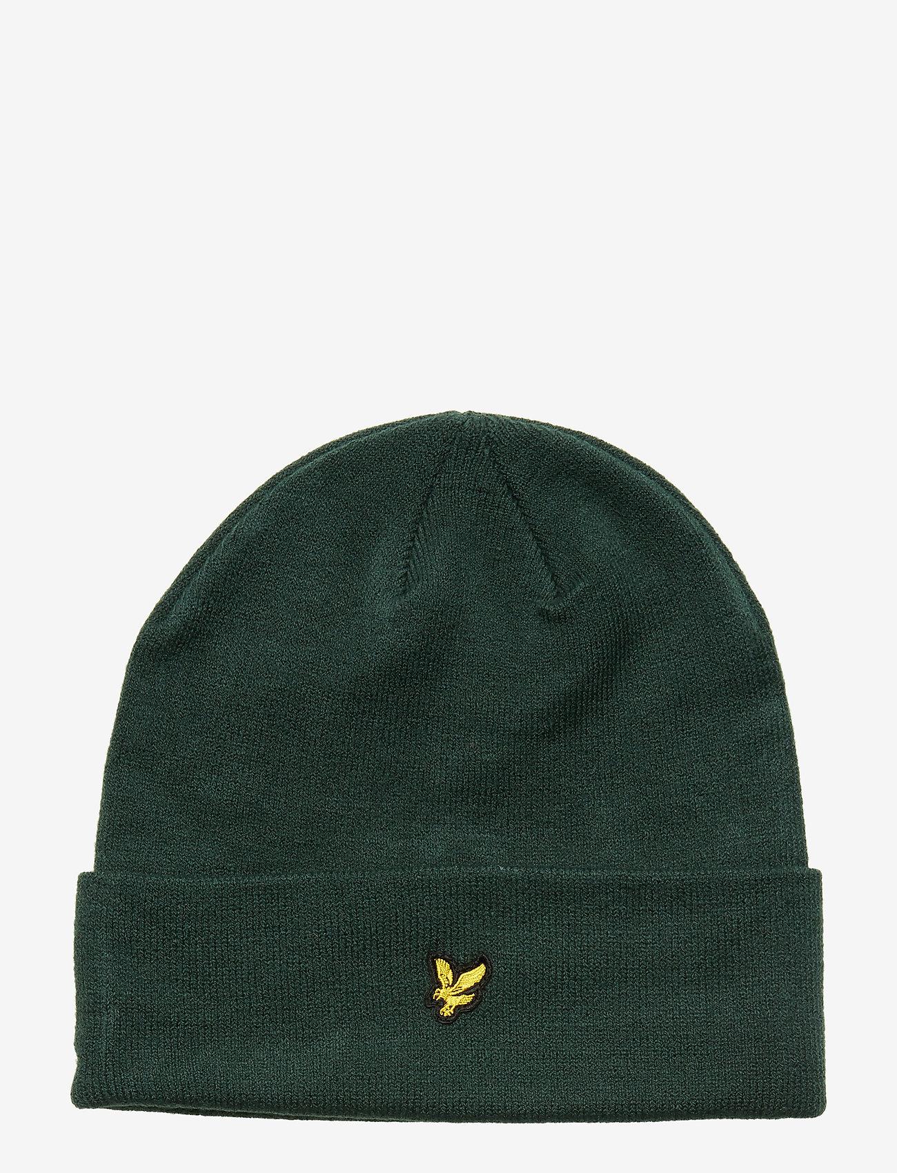 Lyle & Scott - Beanie - bonnet - jade green - 0