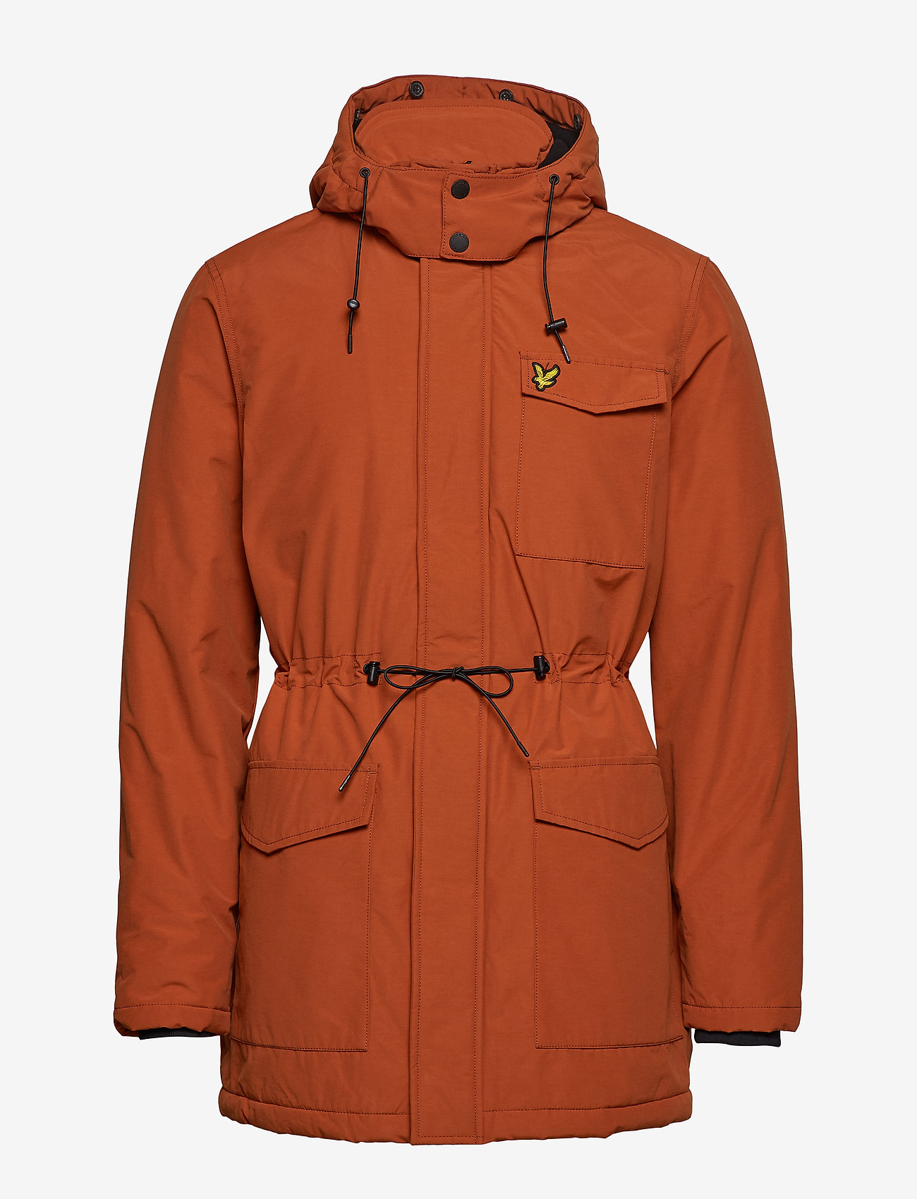 Lyle & Scott Winter Weight Microfleece Jacket - Jakker og frakker TOBACCO - Menn Klær