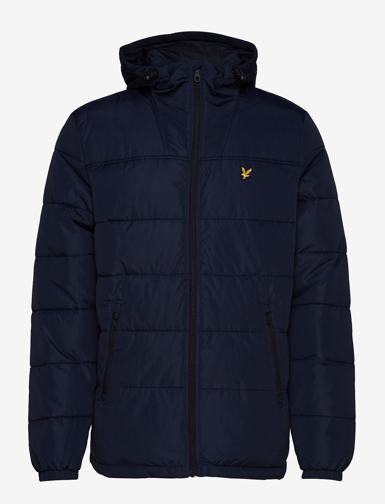 Lyle & Scott Wadded Jacket - Jackets & Coats
