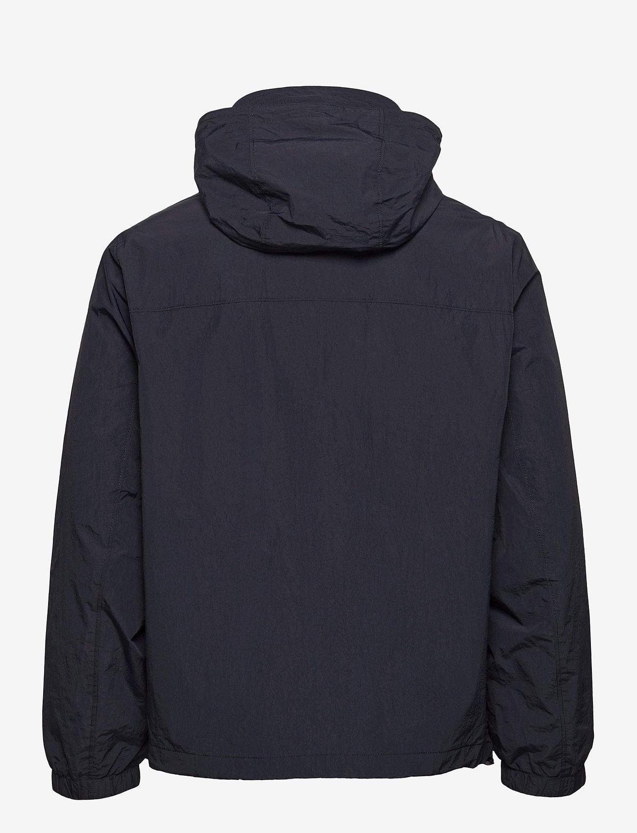 Lyle & Scott - Hooded Pocket Jacket - vestes légères - dark navy - 1