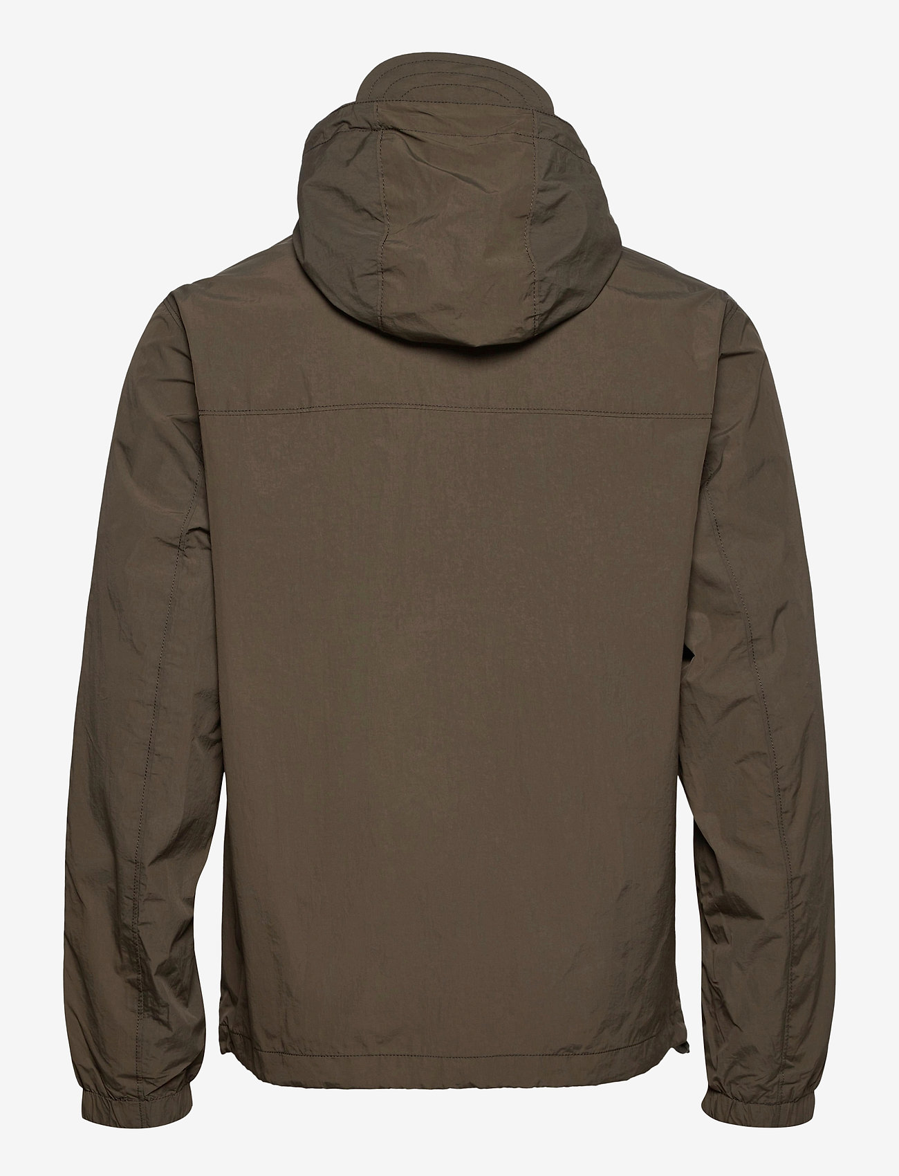 Lyle & Scott - Hooded Pocket Jacket - vestes légères - trek green - 1
