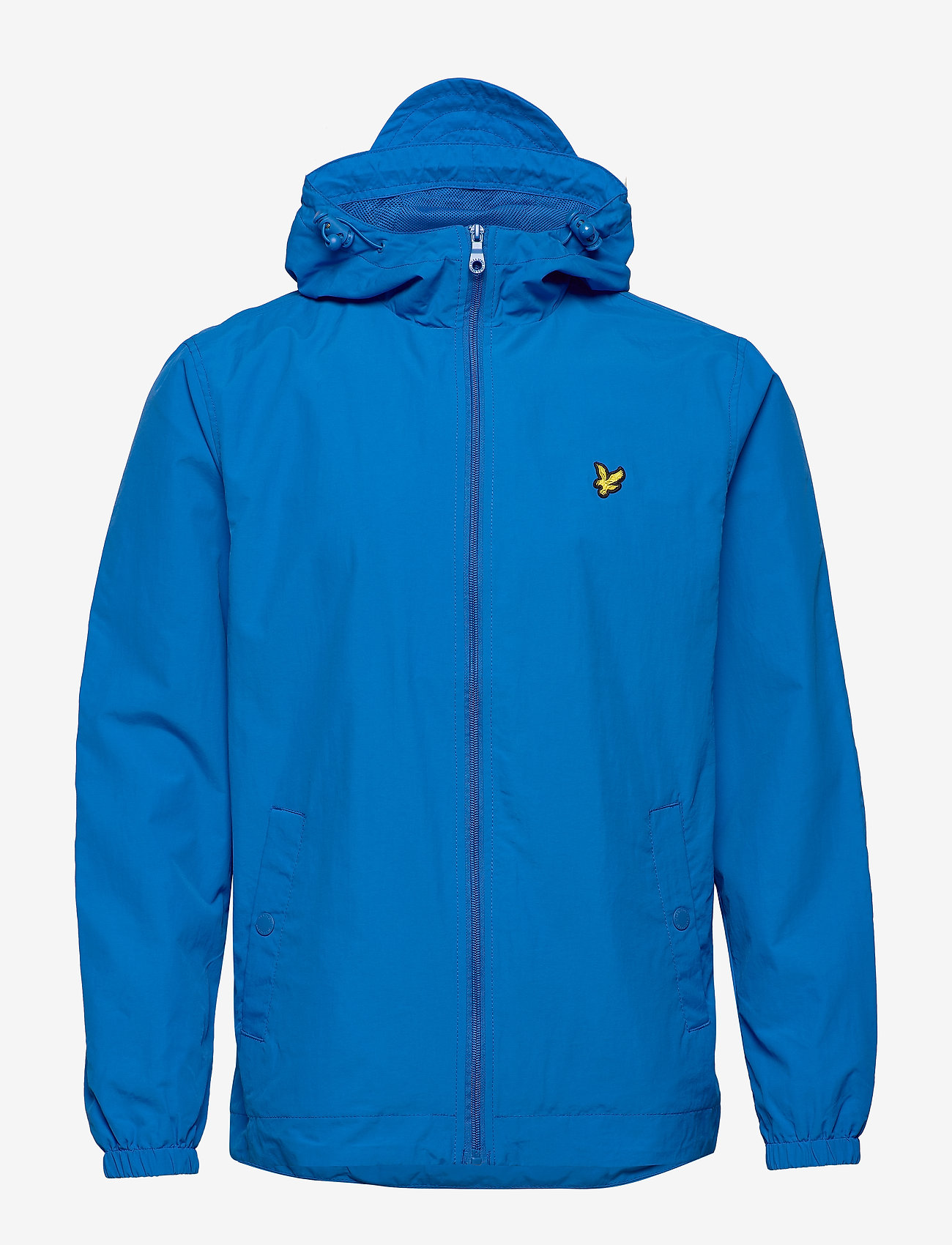 Lyle & Scott - Zip Through Hooded Jacket - vestes légères - bright cobalt - 1