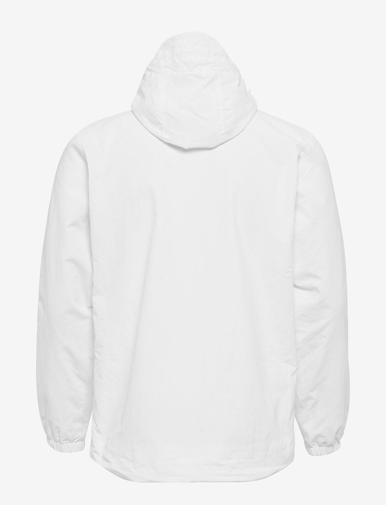 Lyle & Scott - Zip Through Hooded Jacket - vestes légères - white - 1