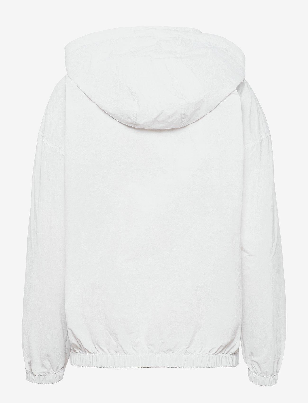 Lyle & Scott - Track Jacket - hættetrøjer - white - 1