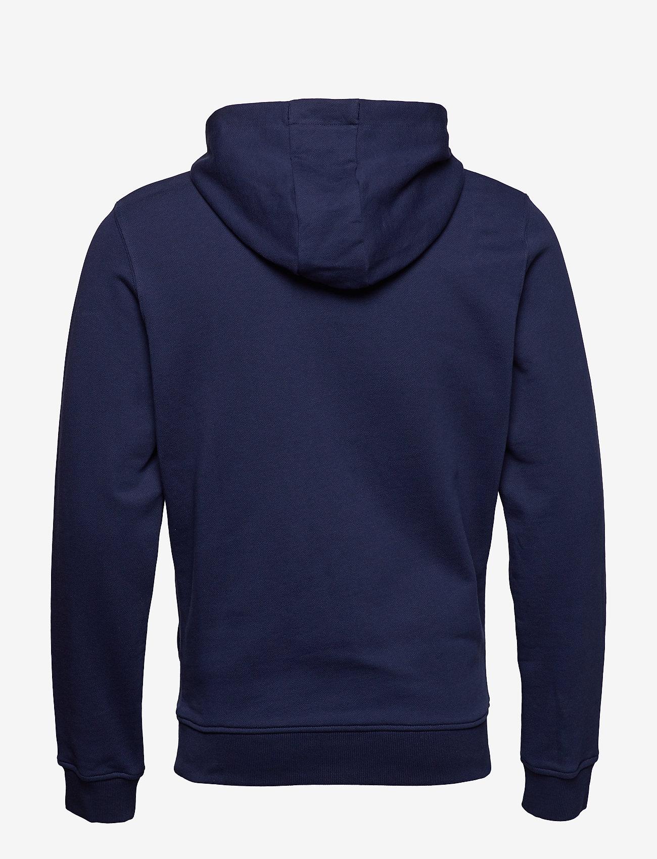 Lyle & Scott Pullover Hoodie - Sweatshirts NAVY - Menn Klær