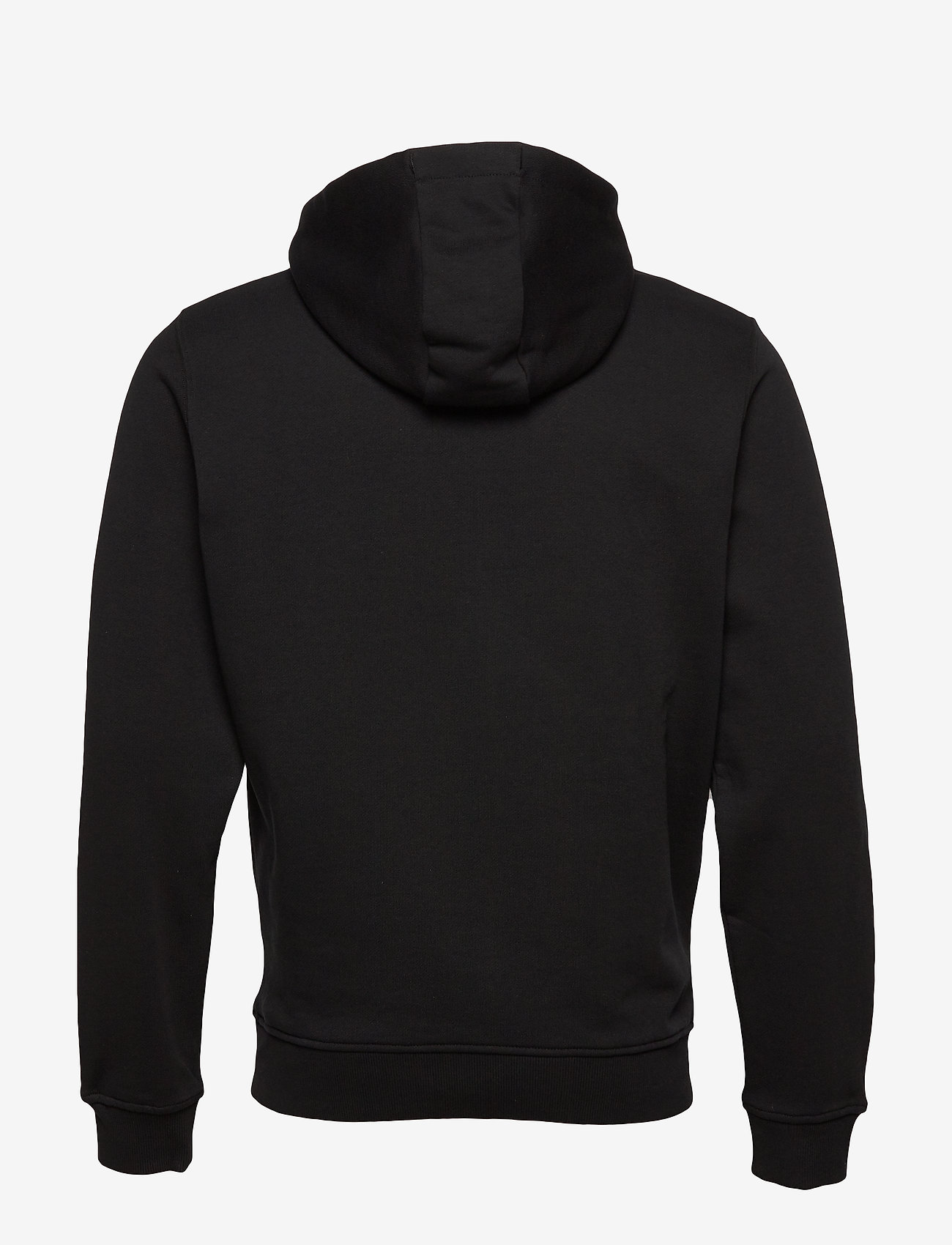 Lyle & Scott - Zip Through Hoodie - hoodies - jet black - 1