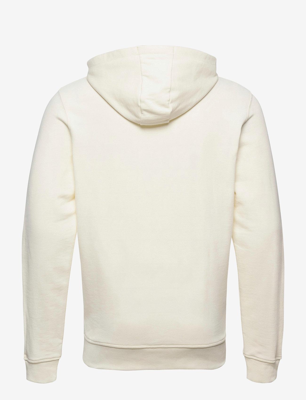 Lyle & Scott Zip Through Hoodie - Sweatshirts VANILLA ICE - Menn Klær