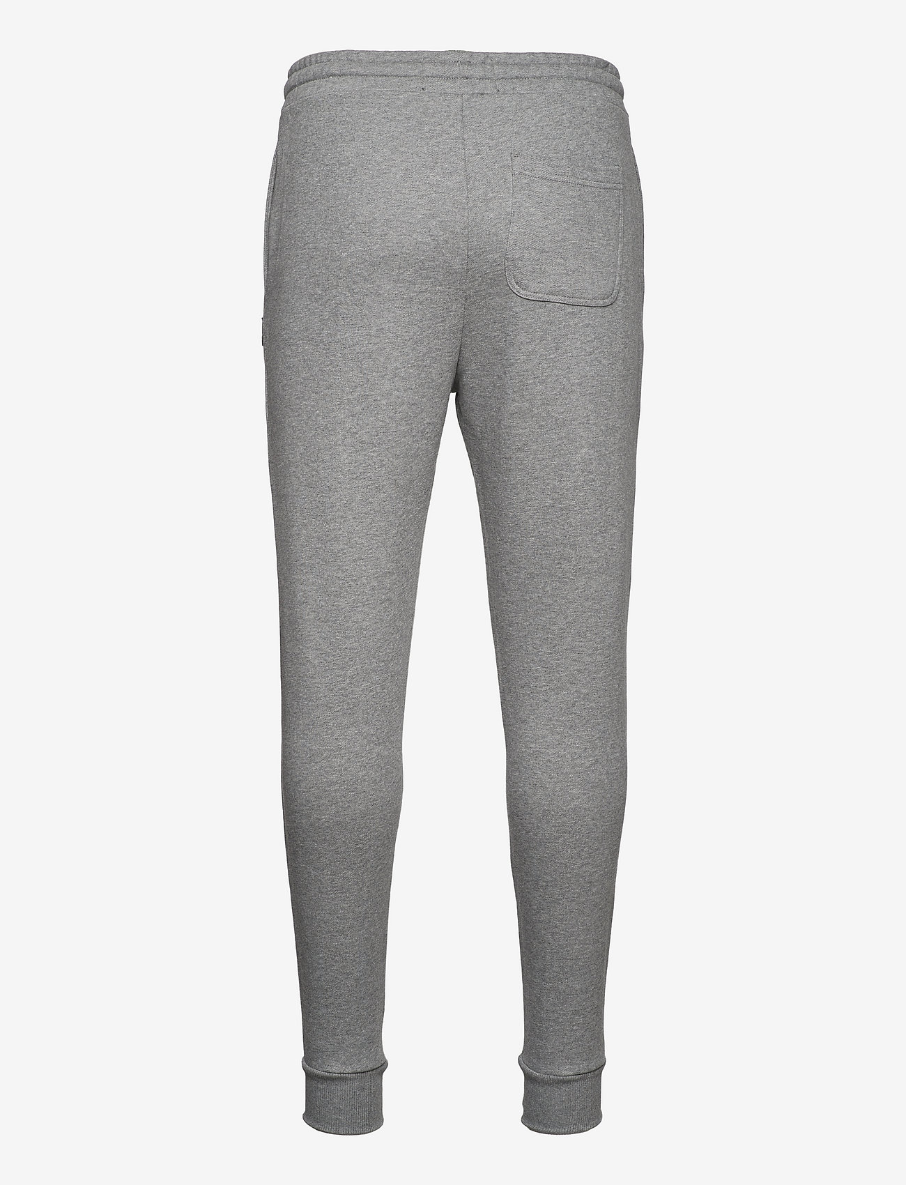 Lyle & Scott - Skinny Sweatpant - kleding - mid grey marl - 1