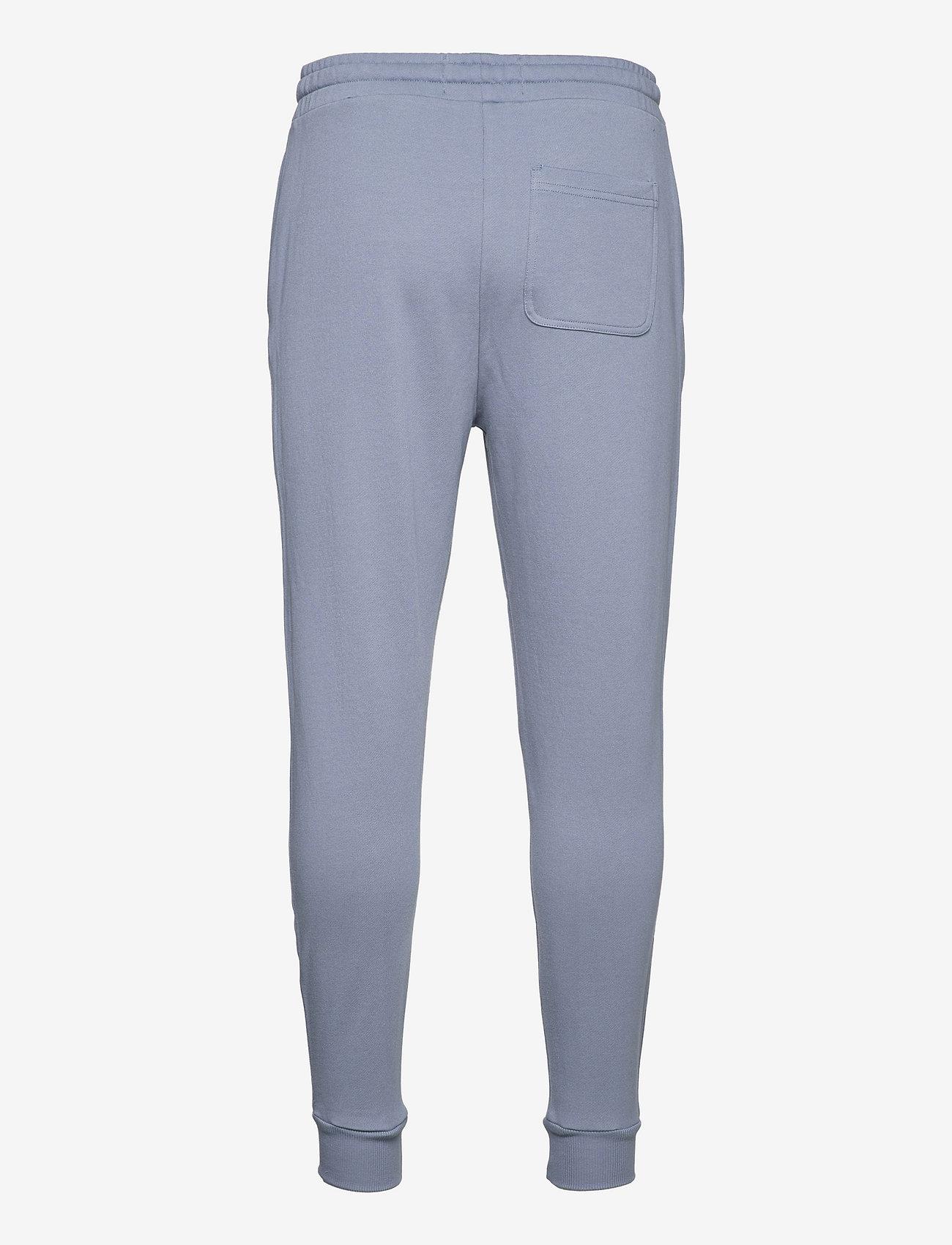 Lyle & Scott - Skinny Sweatpant - kleding - slate blue - 1