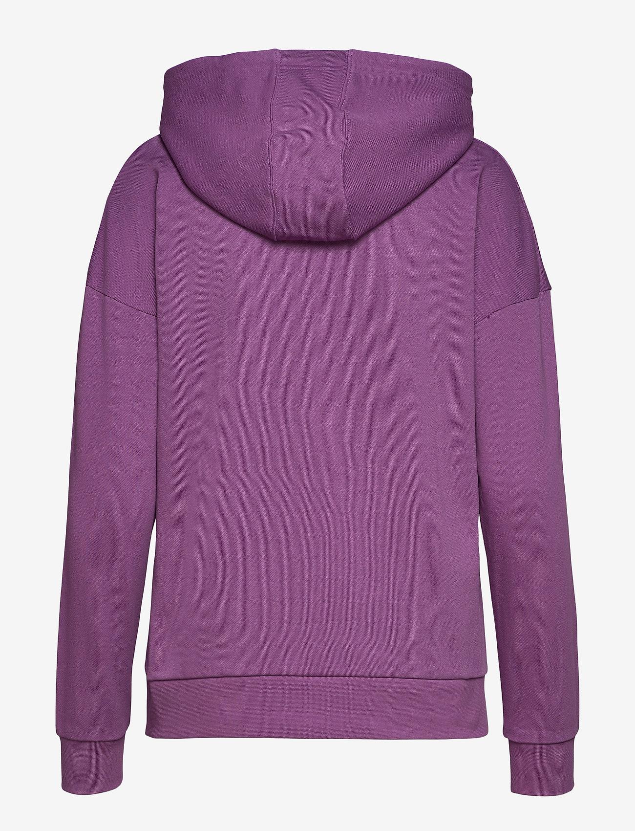 Lyle & Scott - Hoodie - sweatshirts & hoodies - dark thistle - 1
