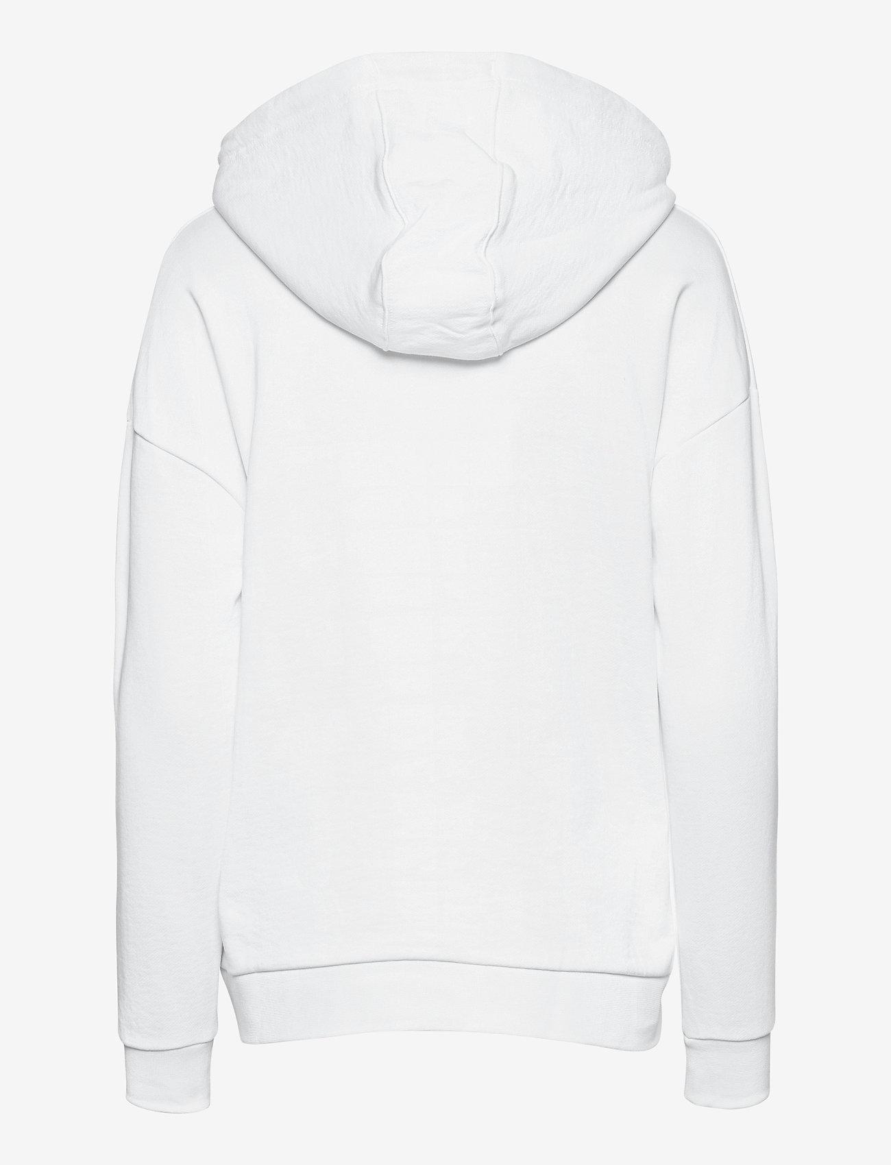Lyle & Scott - Hoodie - sweatshirts & hættetrøjer - white - 1