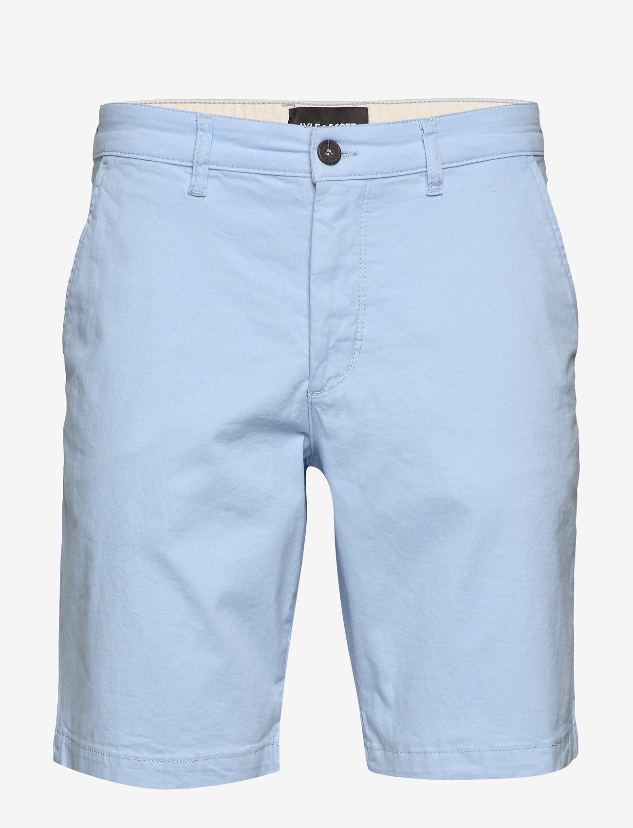 Lyle & Scott - Chino Short - short chino - pool blue - 0