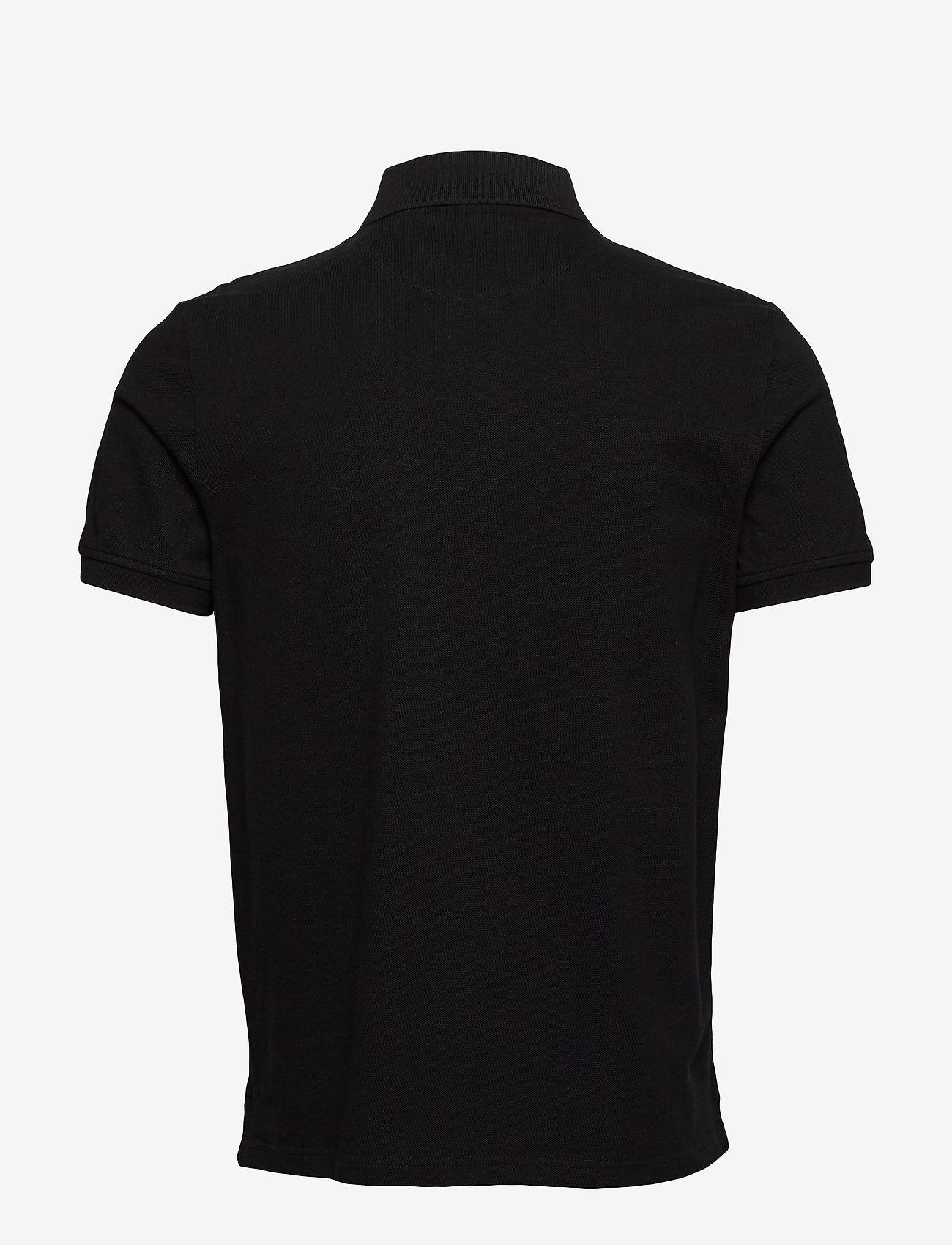 Lyle & Scott Polo Shirt - Poloskjorter JET BLACK - Menn Klær