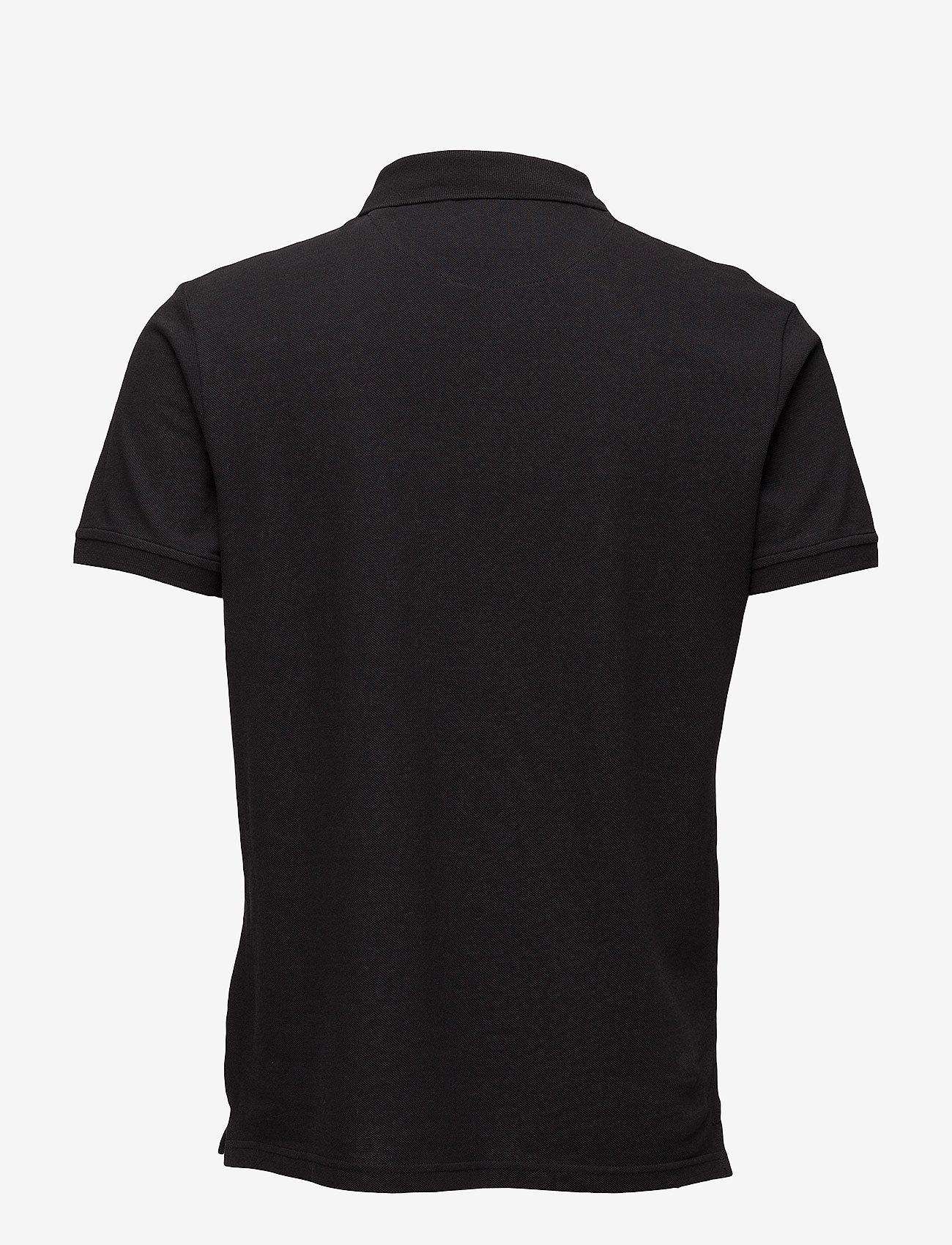 Lyle & Scott Polo Shirt - Poloskjorter TRUE BLACK - Menn Klær