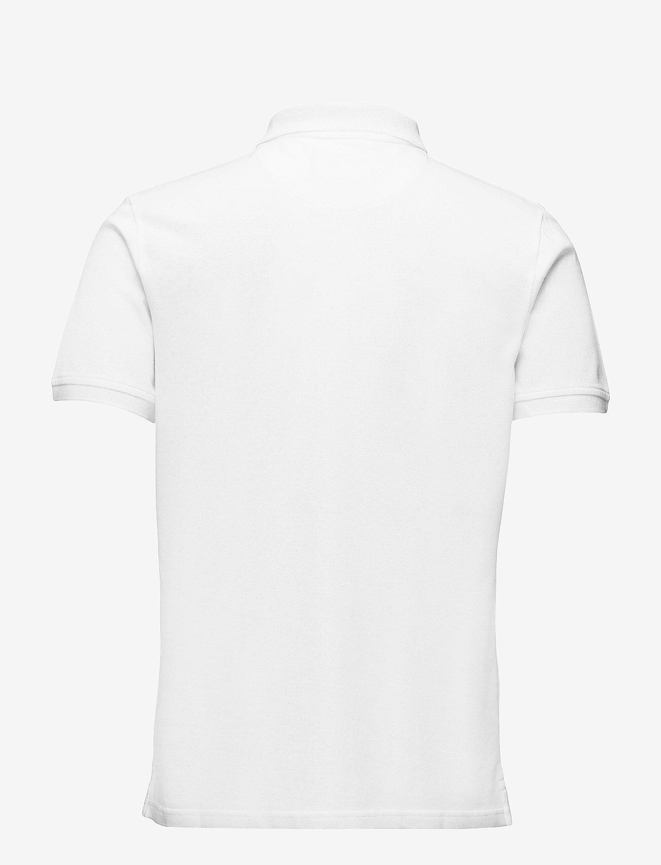 Lyle & Scott Polo Shirt - Poloskjorter WHITE - Menn Klær