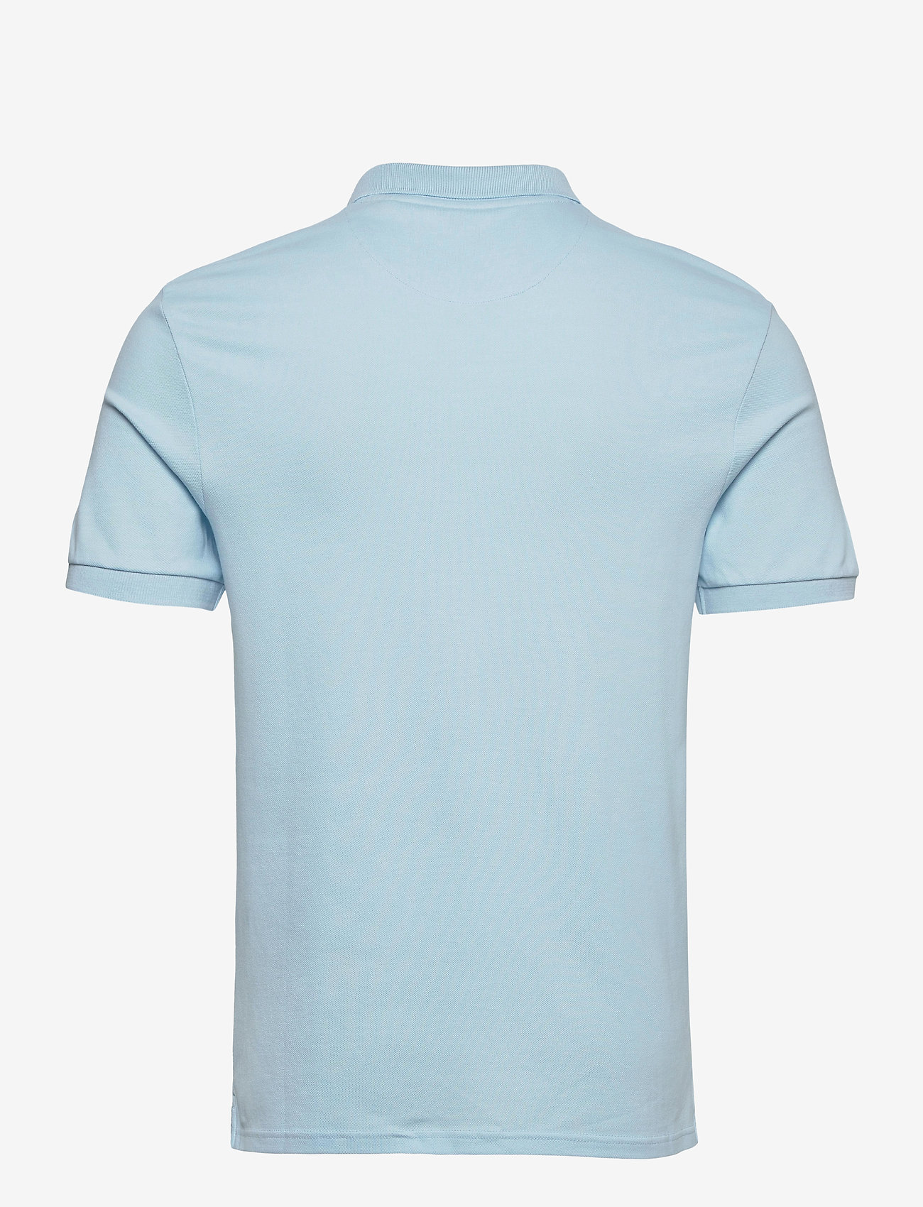 Lyle & Scott - Plain Polo Shirt - polos à manches courtes - deck blue - 1