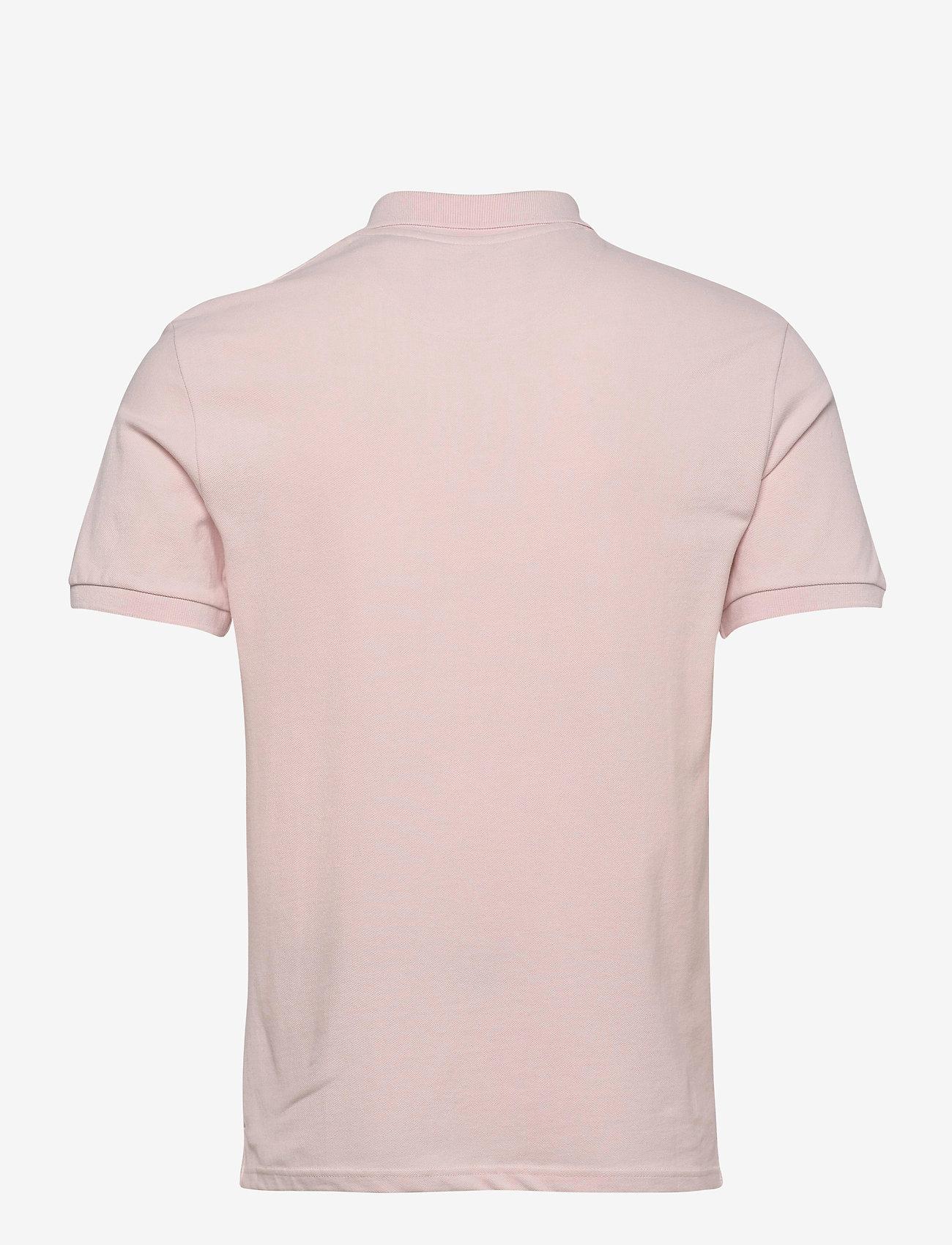 Lyle & Scott - Plain Polo Shirt - polos à manches courtes - stonewash pink - 1
