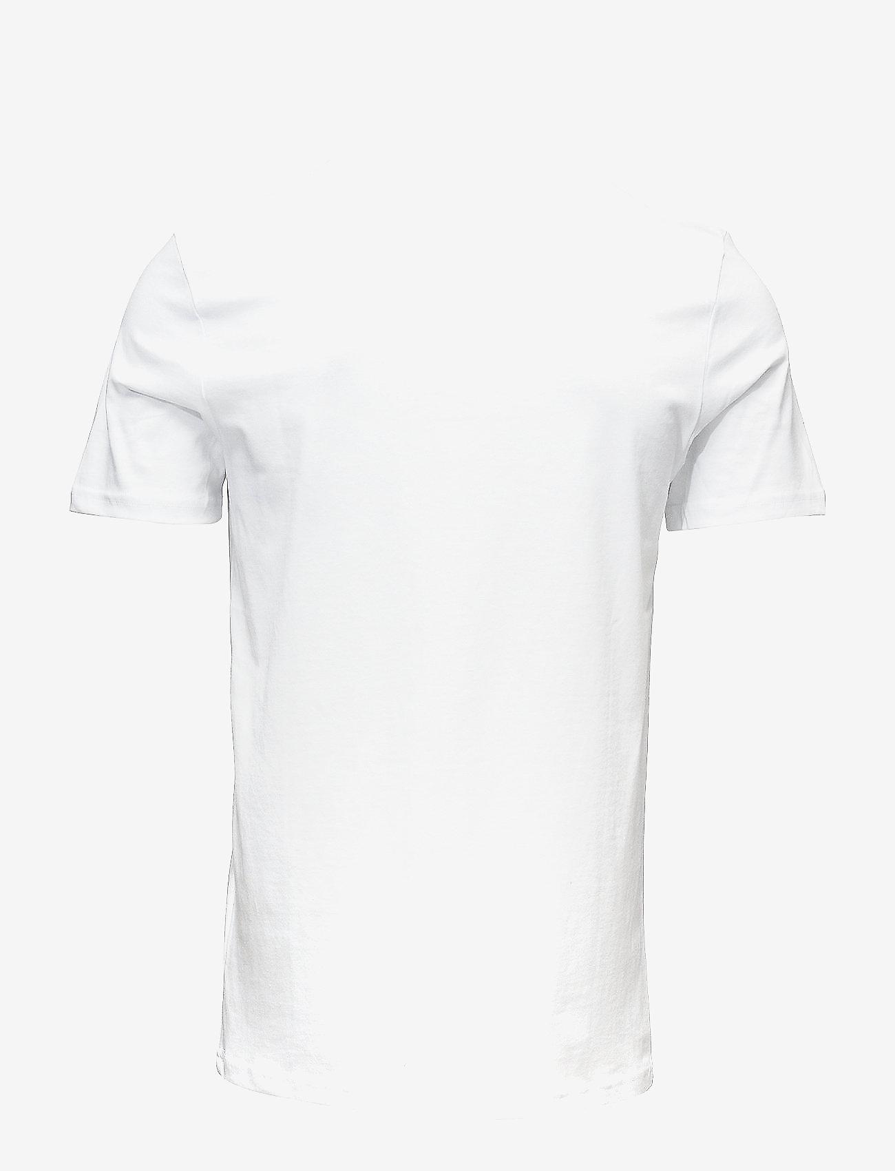 Lyle & Scott Crew Neck T-Shirt - T-skjorter WHITE - Menn Klær